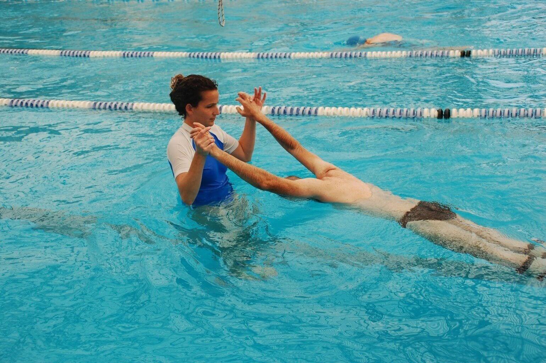 Ayelet Nagly swim west