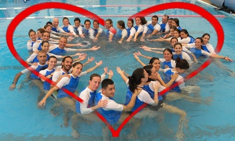 Love water world team