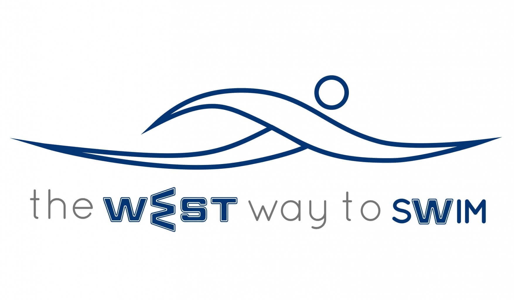 Swim WEST large logo final