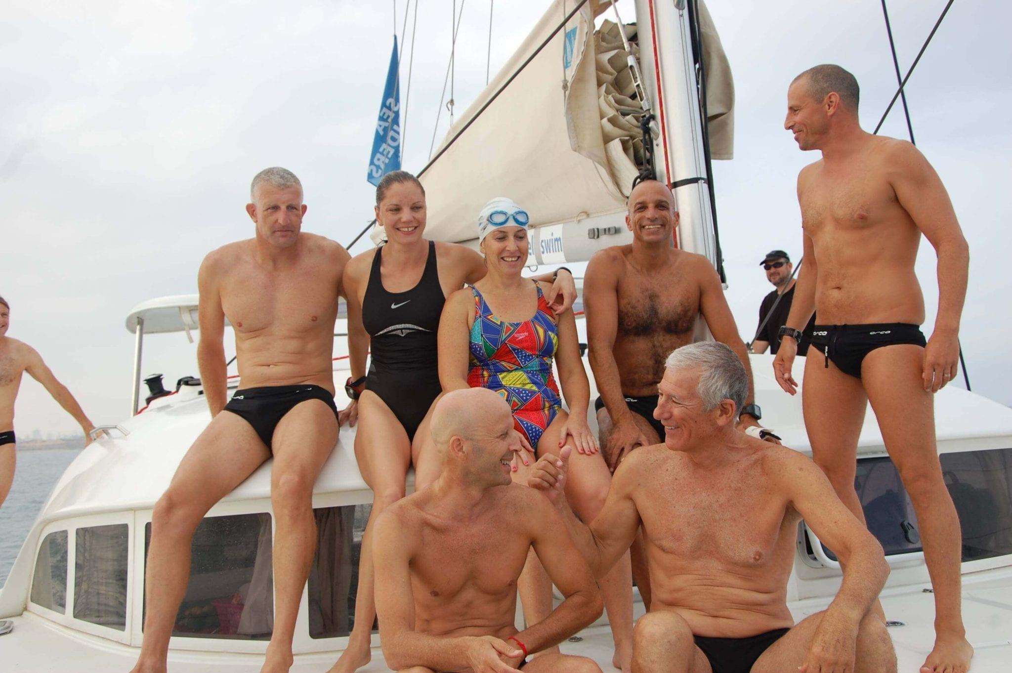first swim meet tips